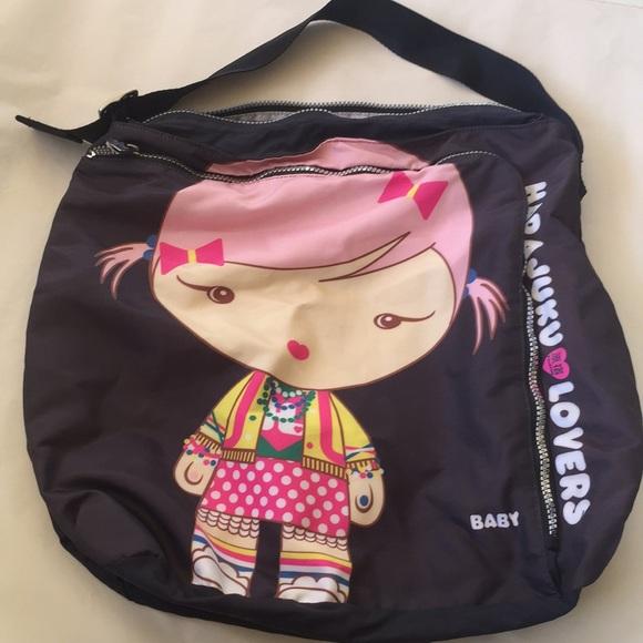 Harajuku Handbags - Laptop/shoulder bag/Hobo